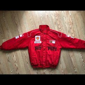 Other - Size Large Ferrari Jacket